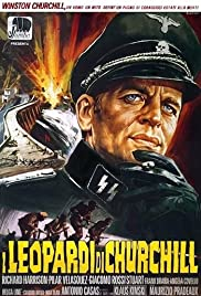 Churchill's Leopards (1970) Poster - Movie Forum, Cast, Reviews