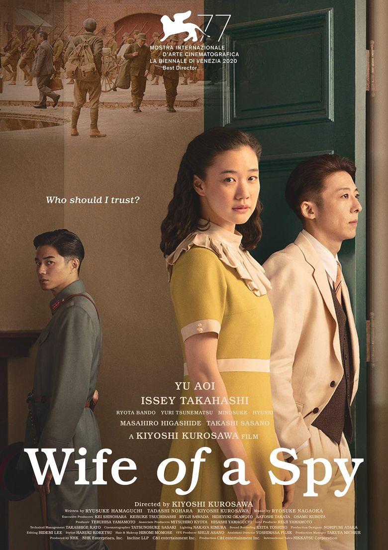 Wife of a Spy (2020) - IMDb Asian film awards