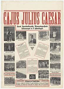 Cajus Julius Caesar by Enrico Guazzoni