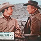 Audie Murphy and Denver Pyle in Gunpoint (1966)
