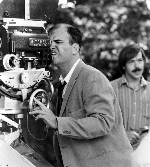 Terrence Malick in Badlands (1973)