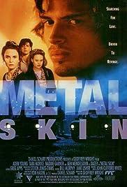 Metal Skin Poster