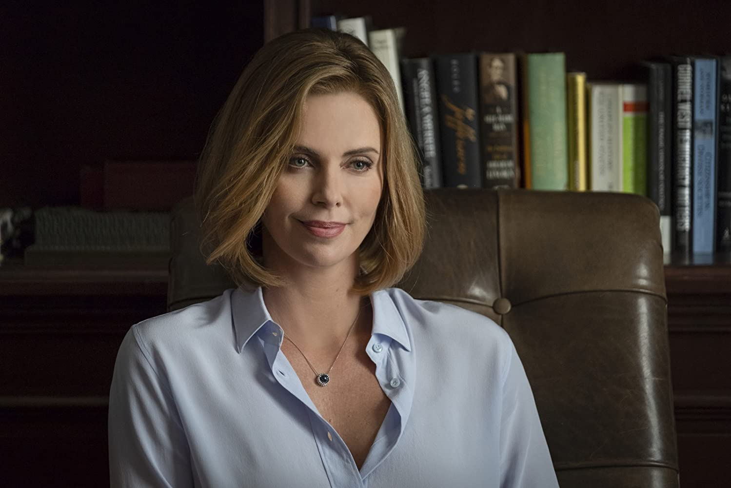 Charlize Theron in Long Shot (2019)