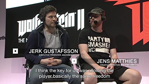 Wolfenstein II: The New Colossus: The Talking Heads: Unstoppable Force (English Subtitled)