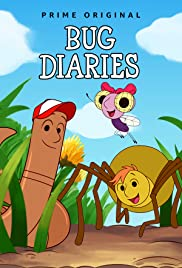 The Bug Diaries Poster