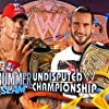 Paul Levesque, Kevin Nash, John Cena, C.M. Punk, and Alberto Del Rio in SummerSlam (2011)