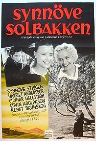 Primary photo for A Girl of Solbakken