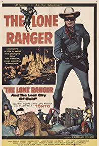 Primary photo for The Lone Ranger and the Lost City of Gold
