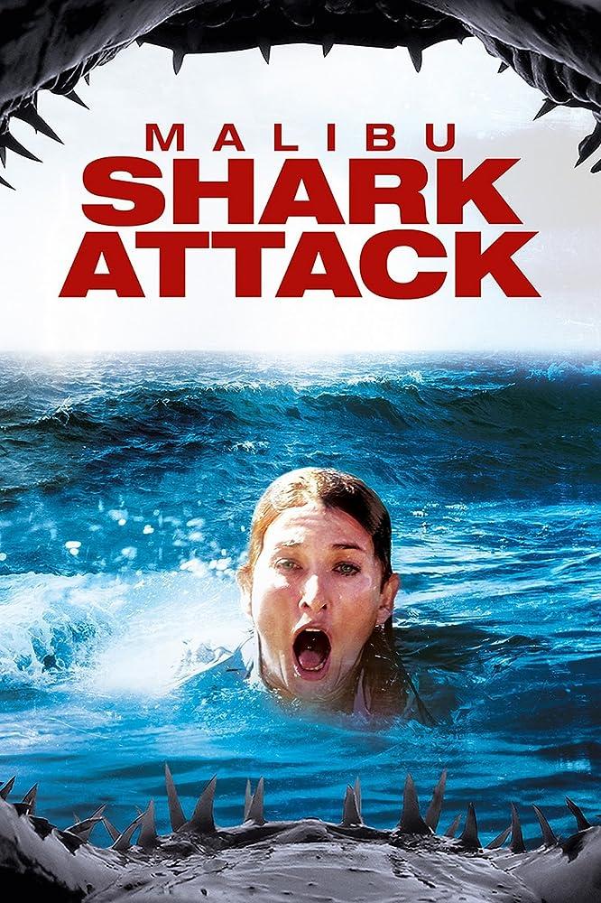 Malibu Shark Attack (2009) Hindi Dubbed