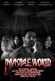 Isabella Salazar, Logan Smart, Katelyn Lester, Lauren Sugihara, Josh Liebelt, and Richard Chamberlain in Invisible World (2020)