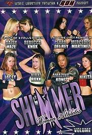 Shimmer Women Athletes Volume 5 Poster