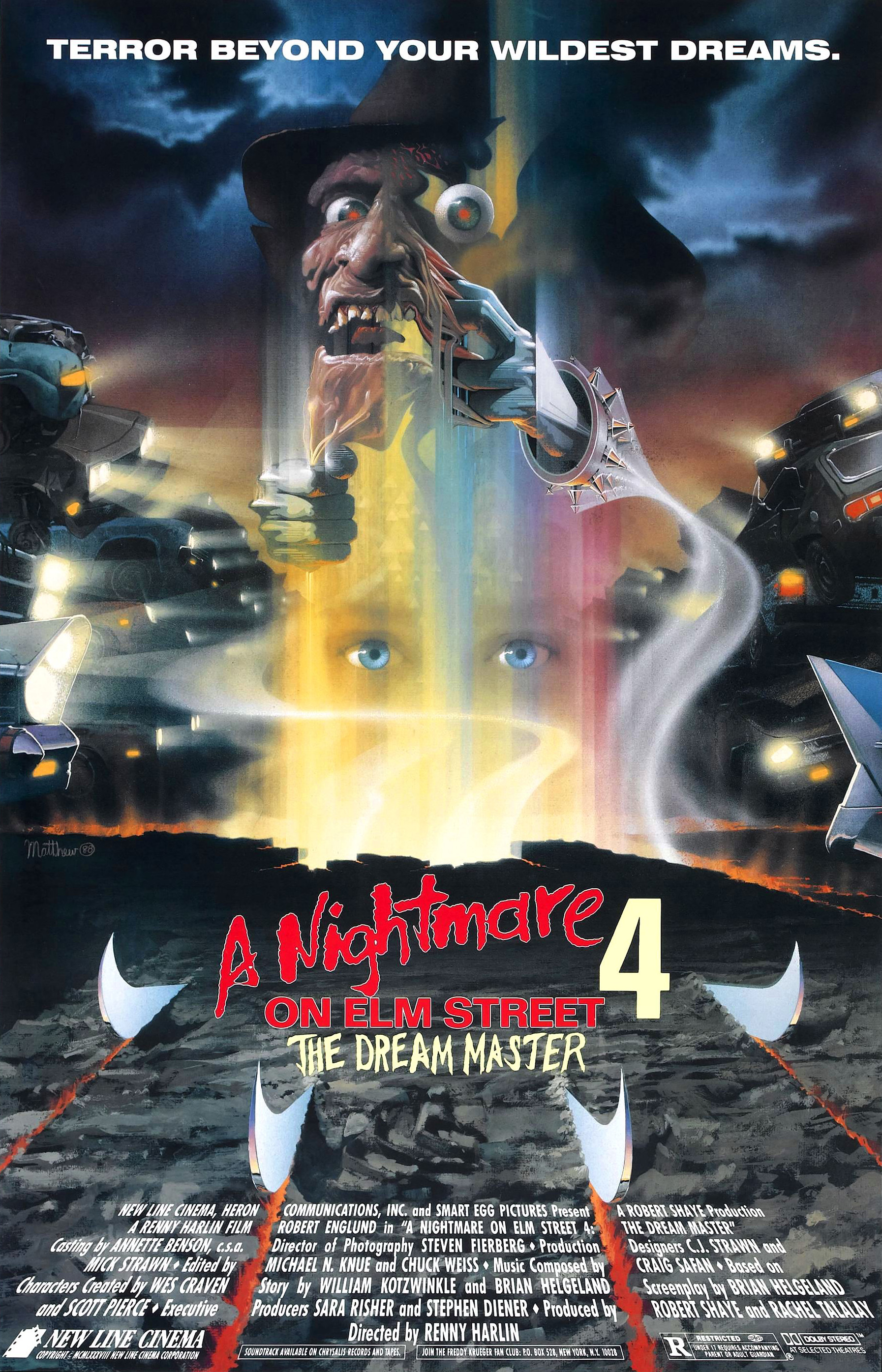 A Nightmare on Elm Street 4: The Dream Master (1988) - IMDb