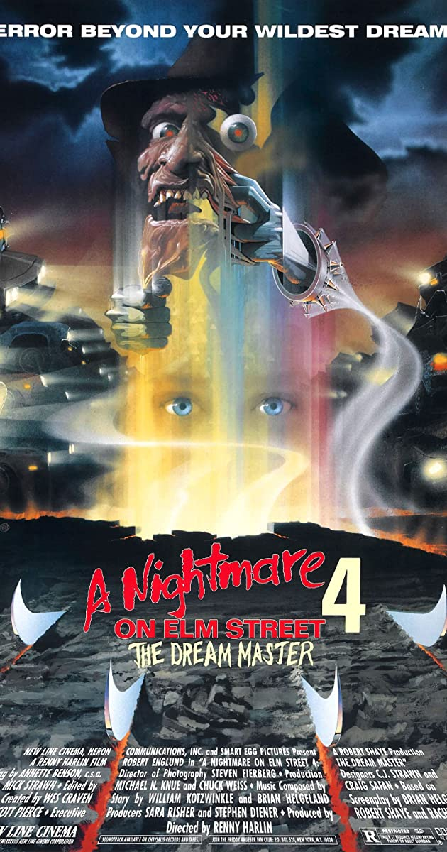 a nightmare on elm street collection torrent