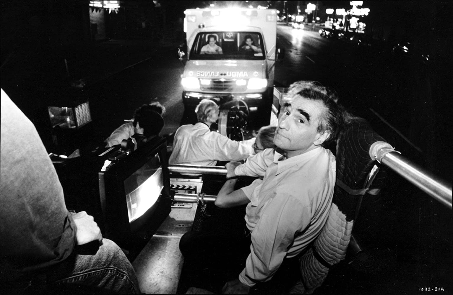 Image result for bringing out the dead martin scorsese 1999
