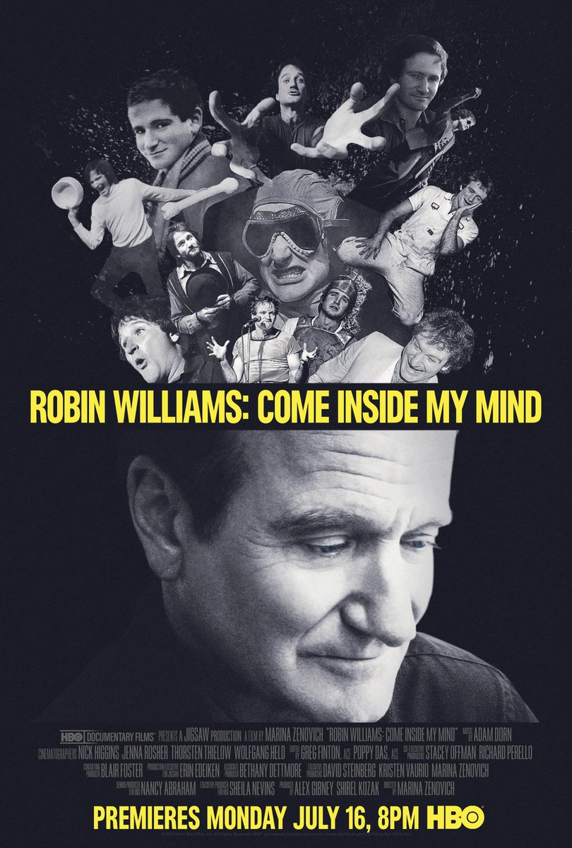 Robin Williams: Come Inside My Mind (2018) - IMDb