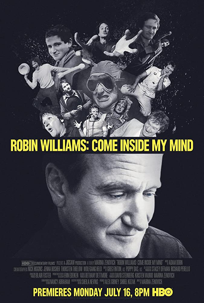 Robin Williams : Come Inside My Mind (2018)