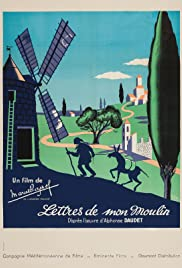 Letters from My Windmill Poster