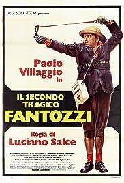 Il secondo tragico Fantozzi(1976) Poster - Movie Forum, Cast, Reviews