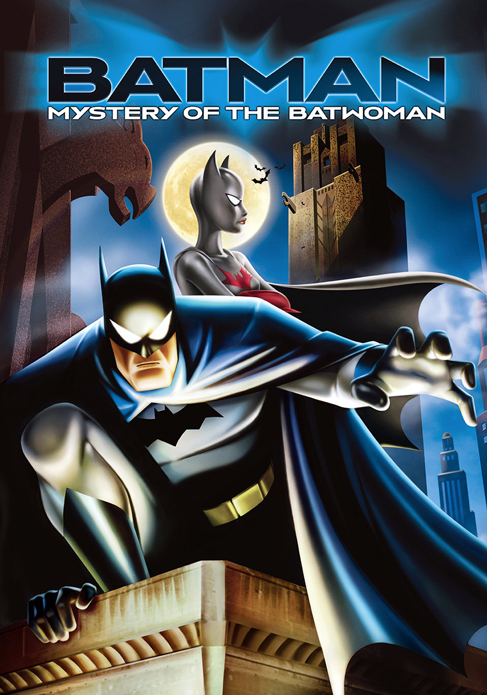 BETMENAS: BETMENĖS PASLAPTIS (2003) / Batman: Mystery of the Batwoman