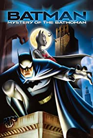 Batman: Mystery of the Batwoman (2003) Poster - Movie Forum, Cast, Reviews