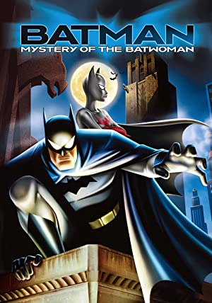 Movie Batman: Mystery of the Batwoman (2003)