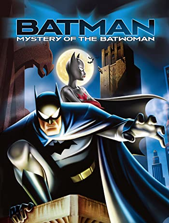 Batman: Mystery of the Batwoman (2003) 720p