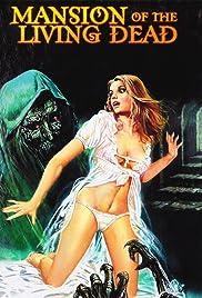 La mansión de los muertos vivientes Poster