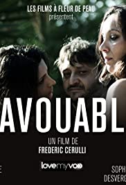 Inavouables Poster