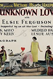 The Unknown Lover Poster