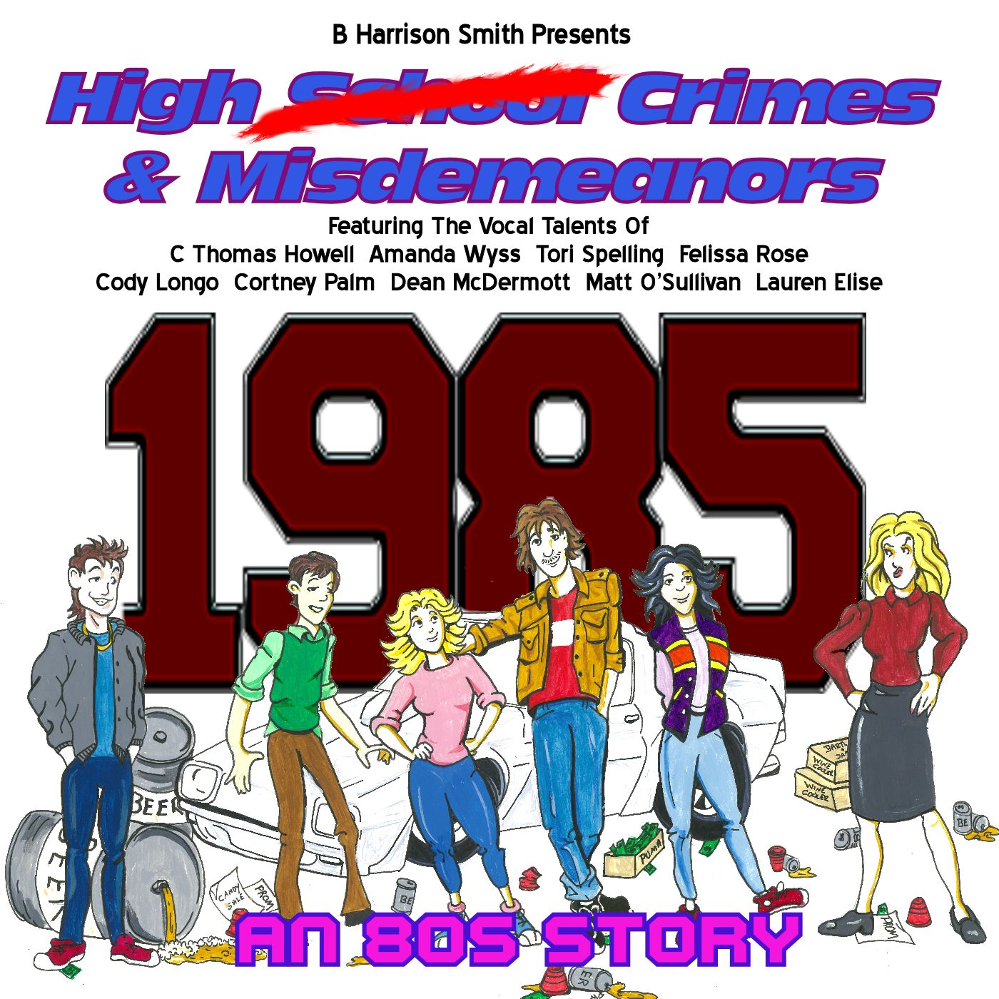 High School Crimes & Misdemeanors
