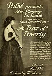 The Fear of Poverty Poster