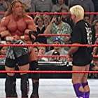 Ric Flair, Paul Levesque, and Rob Van Dam in WWE Unforgiven (2002)