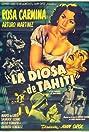 La diosa de Tahití (1953) Poster