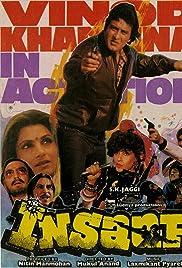 Insaaf (1987) film en francais gratuit