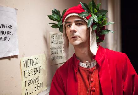 Francesco Mandelli in La solita commedia: Inferno (2015)