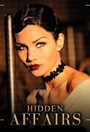 Hidden Chambers Poster