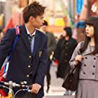 Taiki Satô and Hinako Sakurai in Mamarêdo bôi: Marmalade Boy (2018)