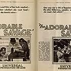 The Adorable Savage (1920)