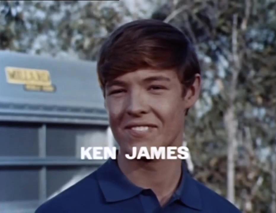 Ken James in Skippy (1968)