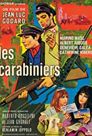 Les Carabiniers (1963) Poster - Movie Forum, Cast, Reviews