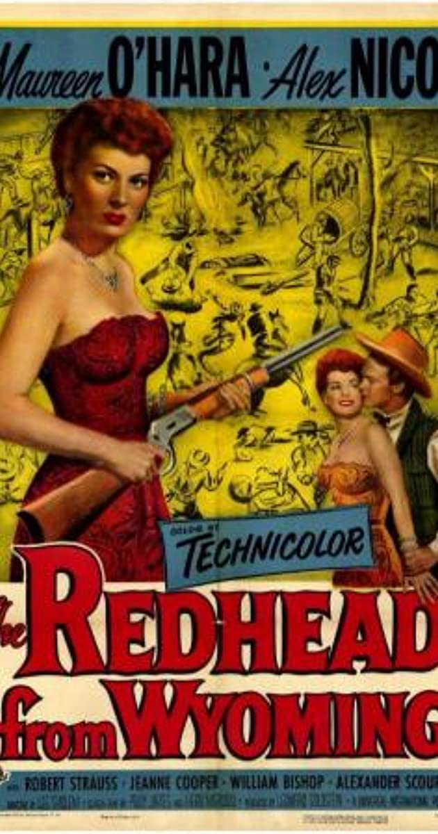 Subtitle of The Redhead from Wyoming