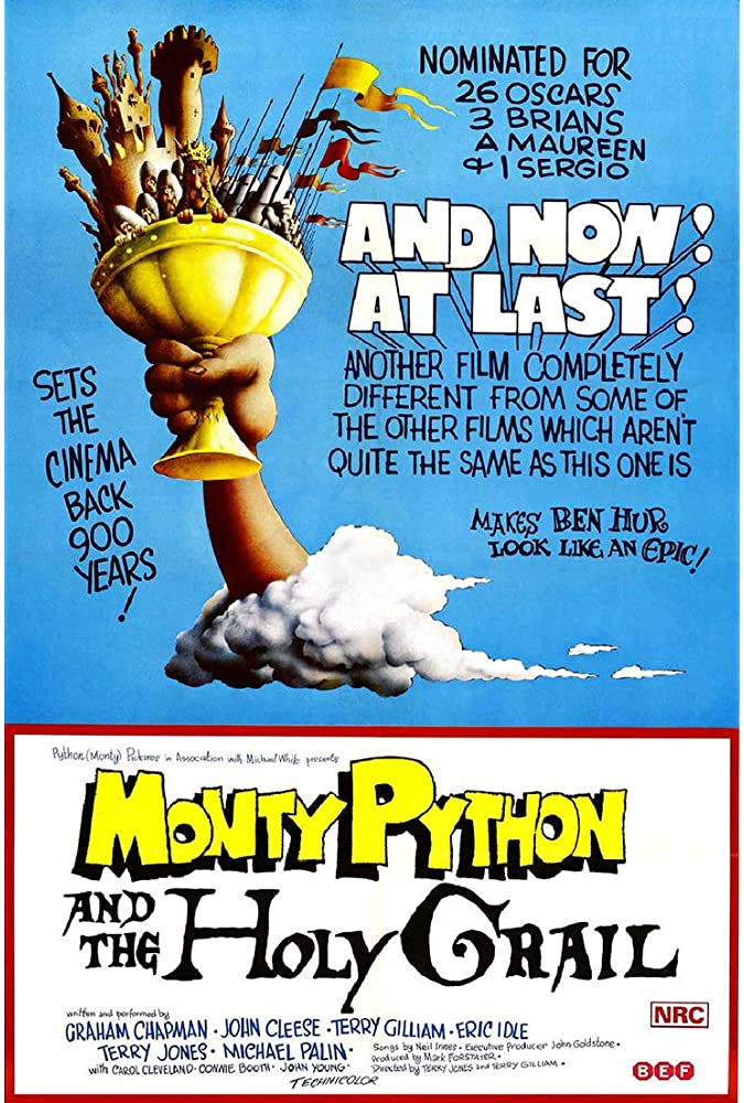 Monty Python and the Holy Grail(1975)