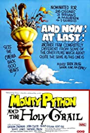 Monty Python and the Holy Grail (1975) Poster - Movie Forum, Cast, Reviews