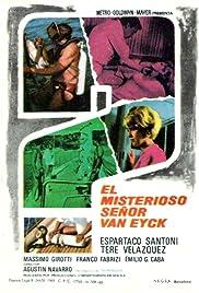 El misterioso señor Van Eyck (1966) with English Subtitles on DVD on DVD