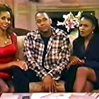 Holly Robinson Peete, Mark Curry, and Sandra Quarterman in Hangin' with Mr. Cooper (1992)