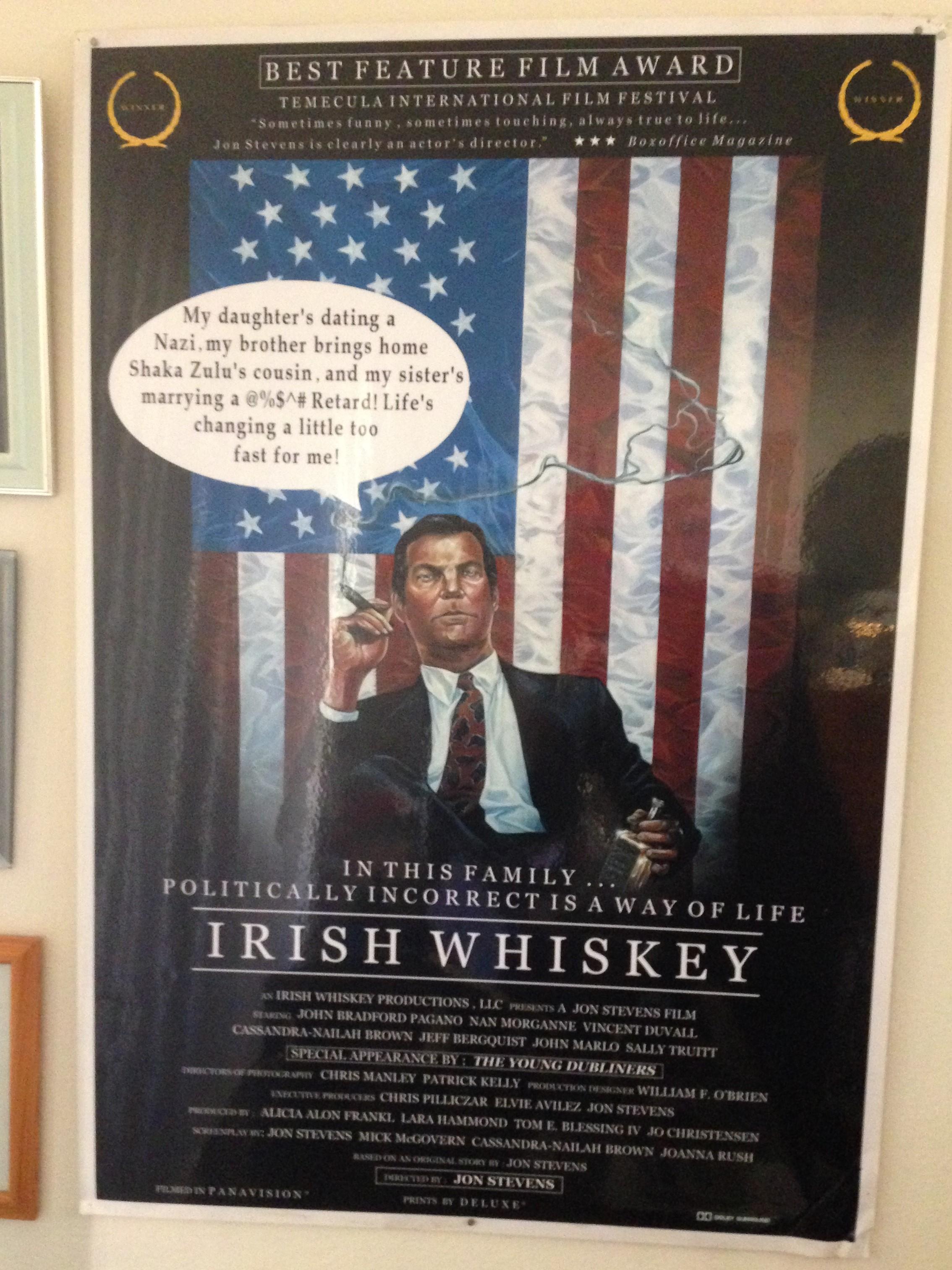 Irish Whiskey (1997)