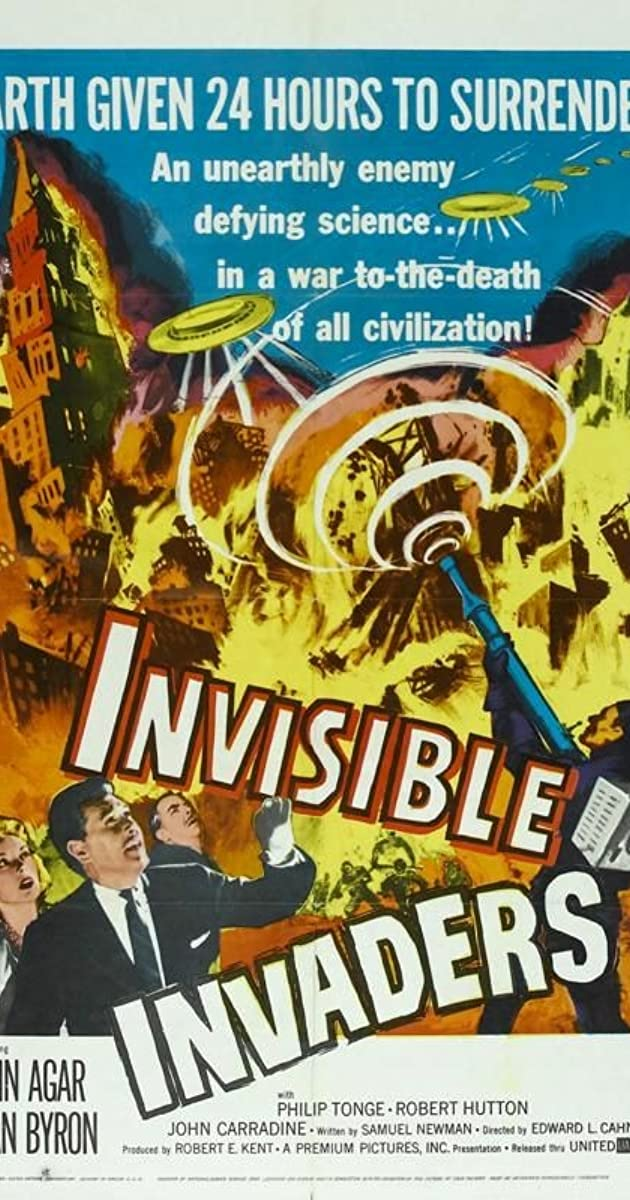 Invisible Invaders (1959) Subtitles