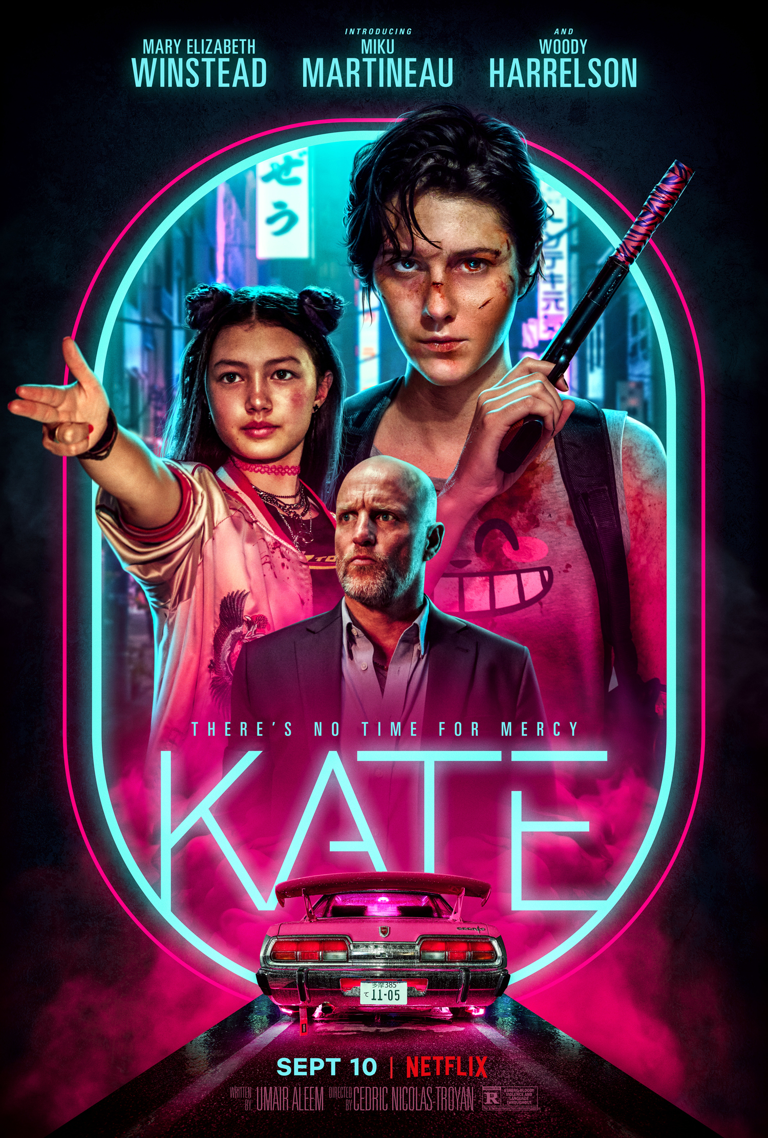 Kate (2021) Tamil Dubbed (Voice Over) & English [Dual Audio] WebRip 720p [1XBET]