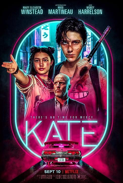 Kate (2021) Hindi Dubbed