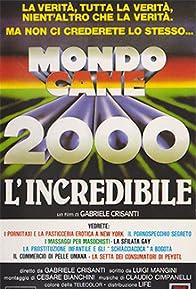 Primary photo for Mondo cane 2000 - L'incredibile